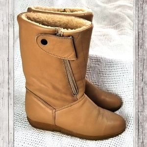 Vintage Blondo Tan Snow Boots